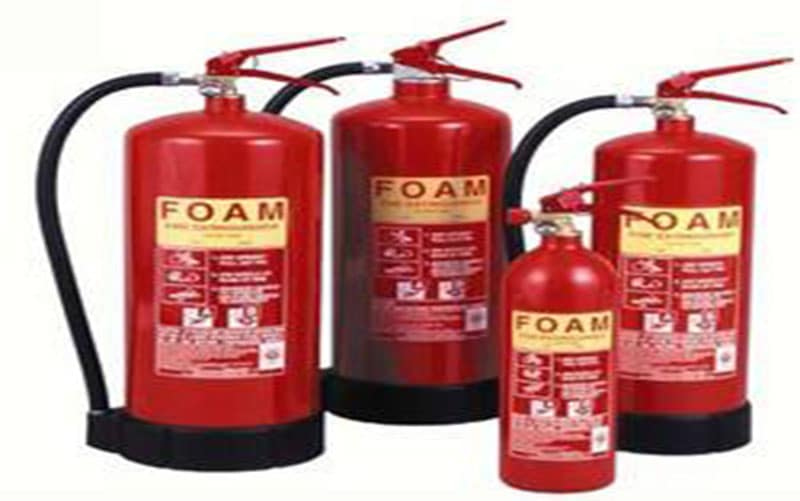 Mechanical Foam (AFFF) Fire Extinguisher - SEA MAX FIRE ENGINEERING WORKS